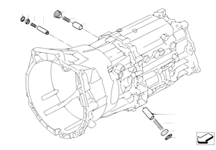 GS6X53DZ Dahili kumanda parçaları