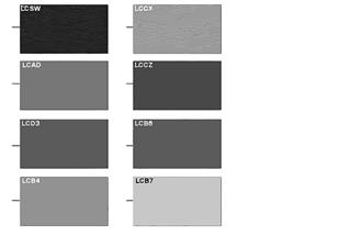 Página muestras colores acolch. cuero