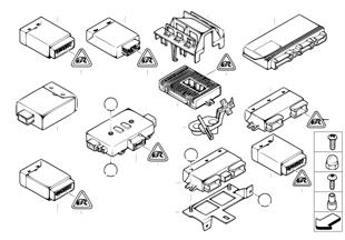 Boîtiers électroniques/modules