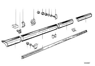 護條 側圍/車門/蓋板