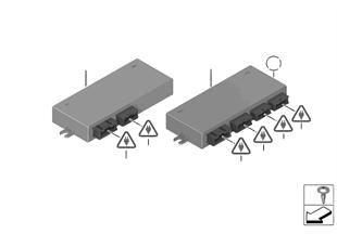 Řídicí jednotka záďový funkční modul