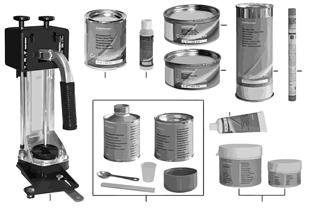 油灰 / 油灰硬化剂