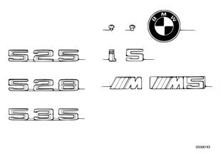 Loga / tahy písma