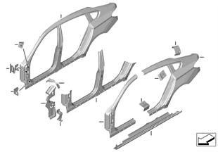 Ossatura laterale