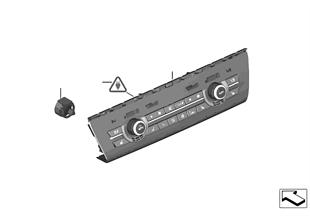 維修組件 空調操作面板