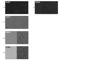 Örnek taraf döşeme renkleri deri/kumaş