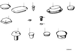 Sealing cap/plug