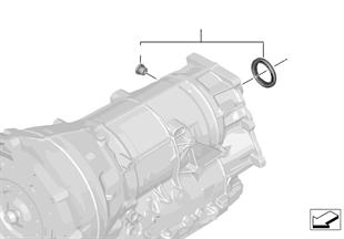 GA8HP50Z presa di forza traz. integrale