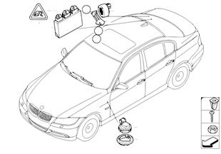Control de distancia de aparcam. (PDC)
