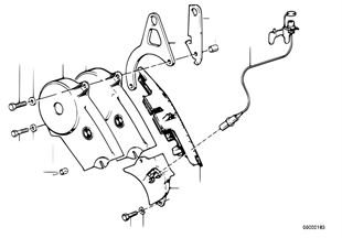 Timing cover upper