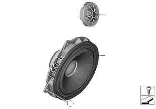 High End Sound System porta ant.