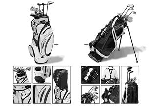Golfsport - Golfbags 2010/11