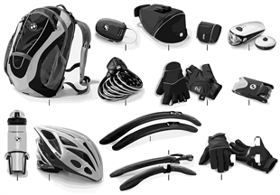Bikes & Equipment — Accessories 2010/11