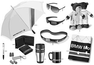 M Sport — accessori 2012/13