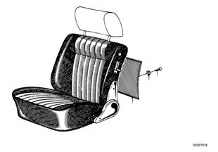 Rückwand Sitz