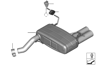 Schalldämpfer-System