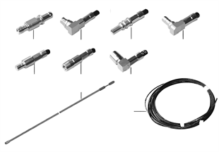 Repair parts, coaxial cable contacts