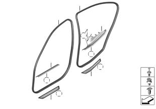 Protección de bordes / Moldura entrada
