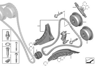 Accion.-corrente de distrib.cilindro 5-8