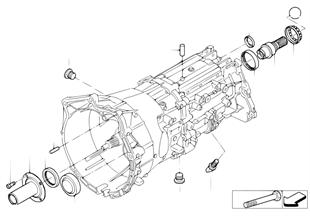 GS6X37BZ 殼體和安裝件