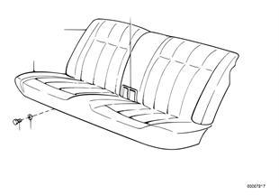 R シート、個別部品