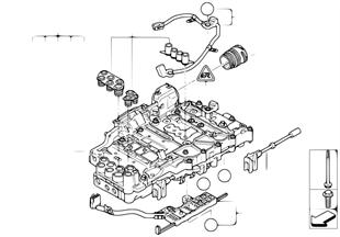GA6L45R 機械電子控制系統