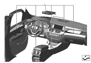 Paquete cromado equipamiento interior