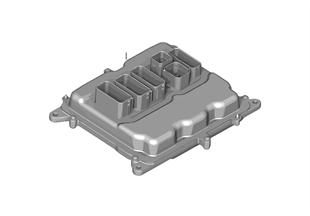 Unidad de mando básica DME/MEVD 1725