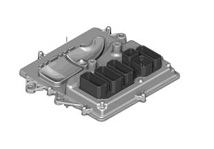 Unidad de mando básica DME/MEVD 1726