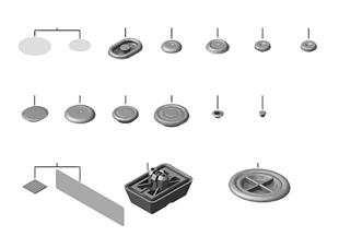 Tapa obturadora/tapón obturador