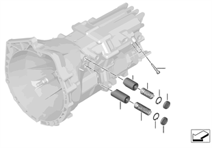 GS6-17DG 換檔部件