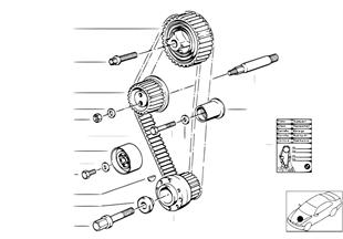타이밍 밸브 트레인-타이밍 벨트