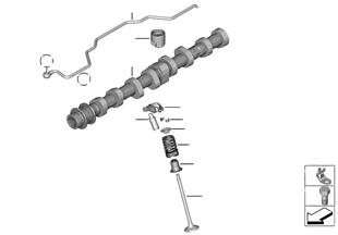밸브-타이밍-캠축,배기