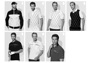 Golfsport - Herrentextilien 2010/11