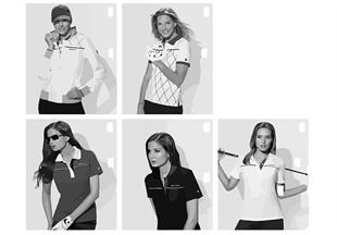Golfsport - Damentextilien 2010/11