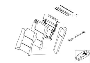 R シート 電動調整式