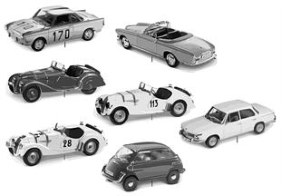 BMW Miniaturen - Classic 2010/11