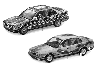 BMW Miniaturen — Art Cars 2010/11