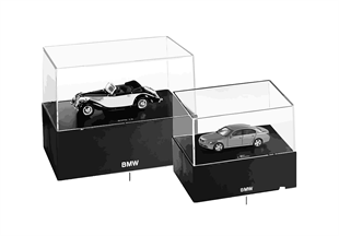 BMW Miniaturen - Vitrinenhaube 2010/11