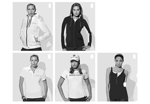 Motorsport — Woman's wear 2010/11
