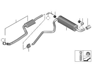 R エキゾースト システム