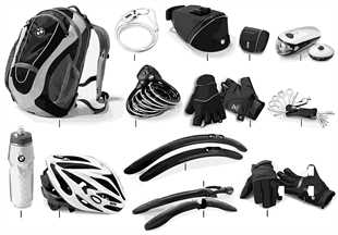 Bikes & Equipment — Accessories 2011/12