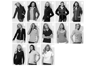 BMW Collection-Damen Textilien 2011/12