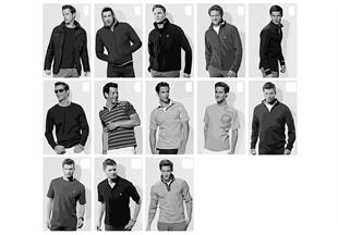 BMW Collection-Herren Textilien 2011/12