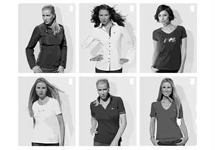M Collection — Damen Textilien 2011/12