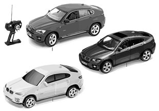 BMW Miniaturen - X6 2011/12