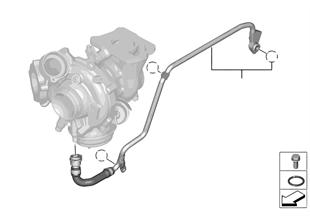 Układ chłodzenia-turbosprężarka