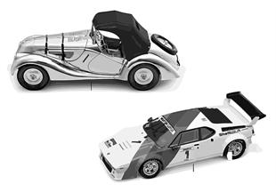 รถจำลองขนาดเล็ก BMW - Classic 2011/12