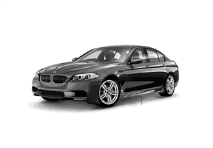 BMW Miniatures — BMW 5-Series 2011/12