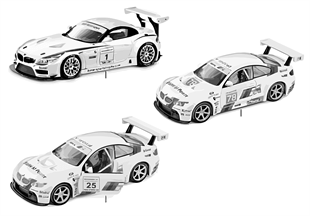 BMW Miniatures — Motorsport 2011/12